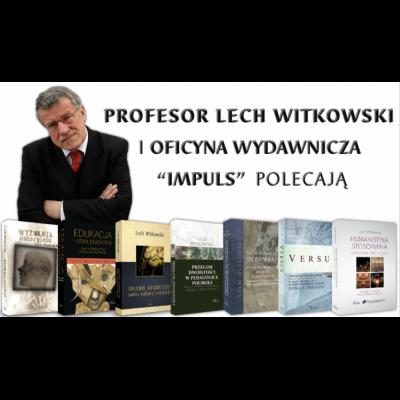 prof. dr hab. Lech Witkowski