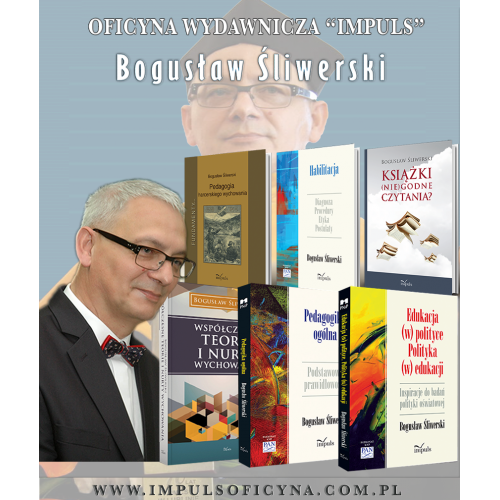 produkt - Śliwerski Bogusław