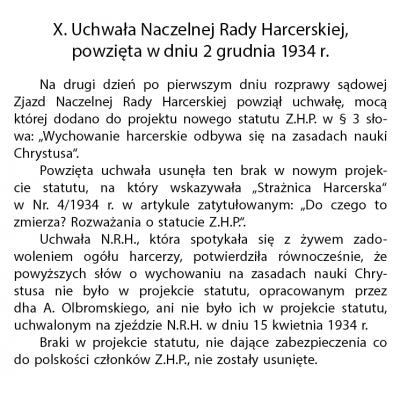 """O chrześcijański i polski charakter harcerstwa. Sprawozdanie z procesu redaktora odpowiedzialnego - """"Strażnicy harcerskiej"""""""
