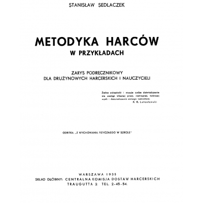 METODYKA HARCÓW