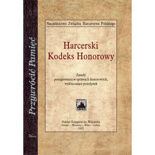 produkt - Harcerski Kodeks Honorowy