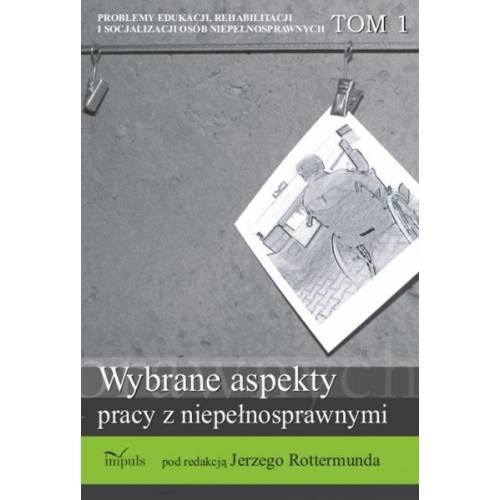 produkt - Wybrane aspekty pracy z niepełnosprawnymi