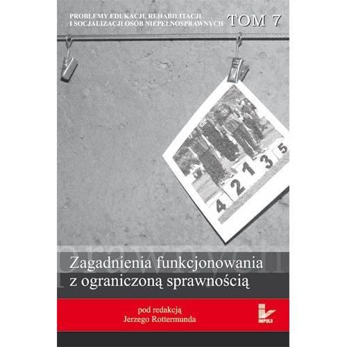 produkt - Społeczne i edukacyjne uwarunkowania rozwoju oraz funkcjonowania dzieci i młodzieży z niepełnosprawnością