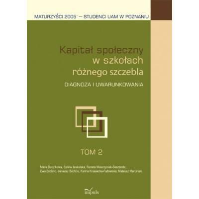 Maturzyści 2005'. Studenci UAM w Poznaniu