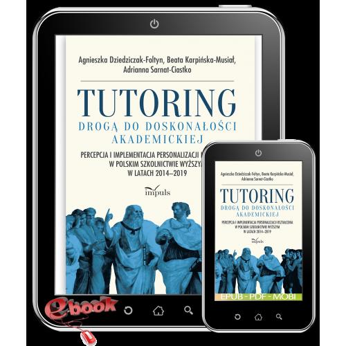 produkt - Tutoring drogą do doskonałości akademickiej
