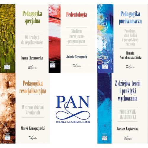 produkt - SERIA monografii i podręczników akademickich Pedagogika Nauce i Praktyce