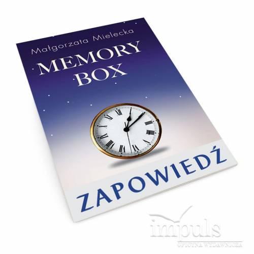 produkt - Memory Box