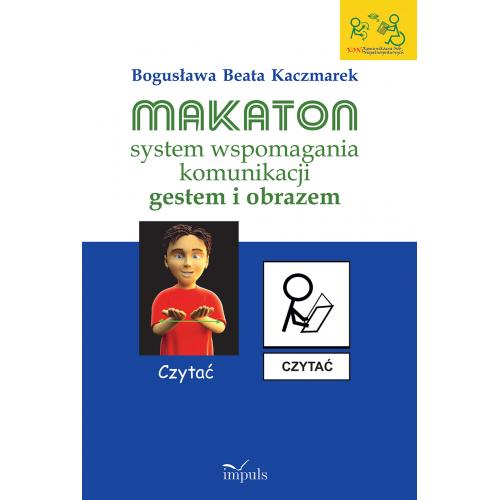produkt - Makaton – system wspomagania komunikacji gestem i obrazem