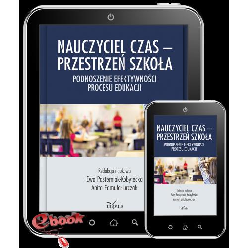 produkt - Nauczyciel Czas – Przestrzeń Szkoła