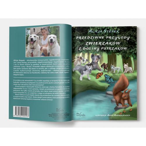 Przedziwne przygody zwierzaków z Doliny Futrzaków