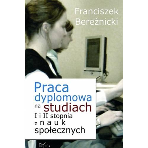 produkt - Praca dyplomowa na studiach I i II stopnia z nauk społecznych