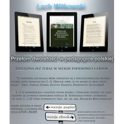 Przełom dwoistości w pedagogice polskiej