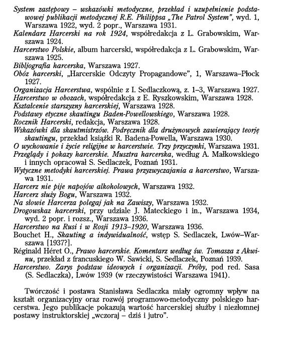Sedlaczek Stanisław