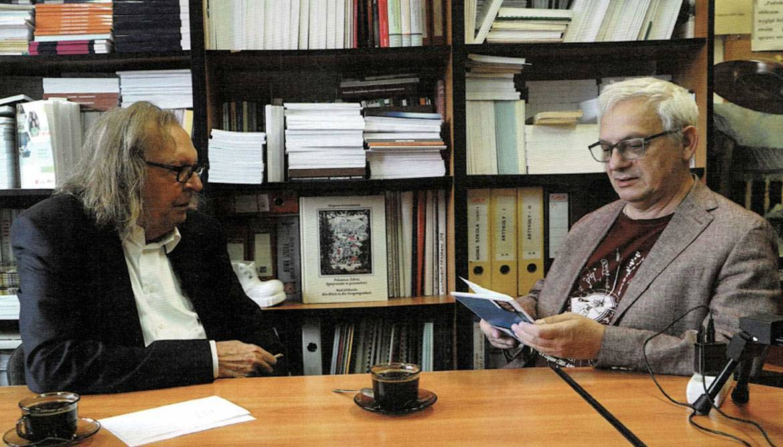 Wywiad z Profesorem Bogusławem Śliwerskim
