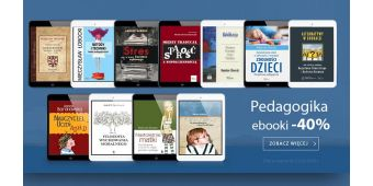E-booki z naszj pedagogiki 40% taniej