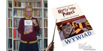 Wywiad z dr hab. Agnieszką Kobrzycką o Harrym Potterze