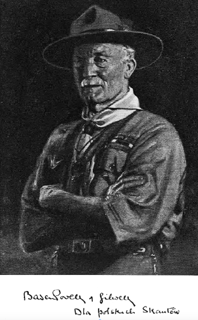 Robert Baden-Powell, Kazimierz Nałęcz-Rychłowski